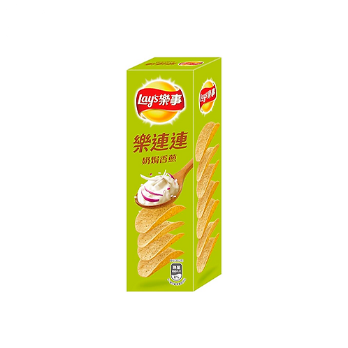 Snack | Lay's: Sour Cream & Onion (60G)