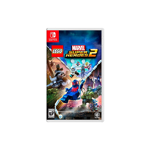 Nintendo Switch | LEGO: Marvel Super Heroes 2