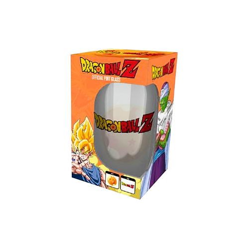 Premium Large Glass   Dragon Ball Z