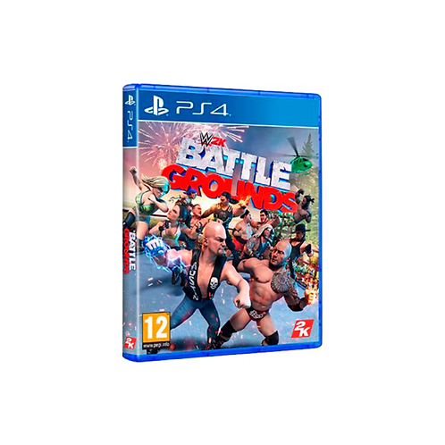 PS4 | WWE: Battle Grounds