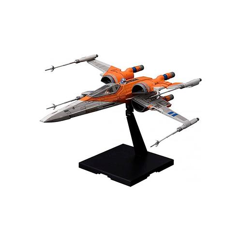 Plastic Model Kit   Star Wars: Poe's X-Wing Fighter (The Rise Of SkyWalker)