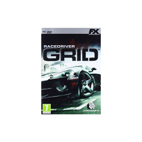 PC Game | Race Driver: Grid