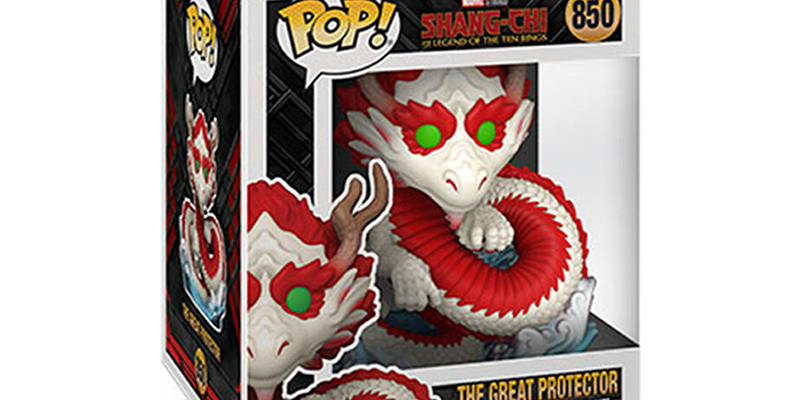 Funko POP! | Shang-Chi And The Legend Of The Ten Rings: The Great Protector 850