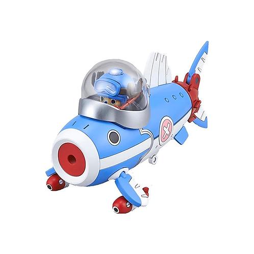 Plastic Model Kit | One Piece:Chopper Robot 3 Chopper Submarine