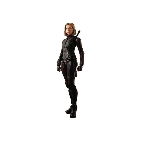 S.H.Figuarts | Avengers: Infinity War: Black Widow& Tamashii Effect Impact