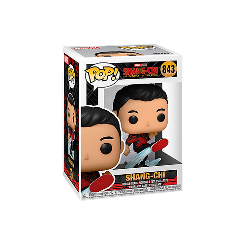 POP! Vinyl Figure | Shang-Chi And The Legend Of The Ten Rings:Shang-Chi 843