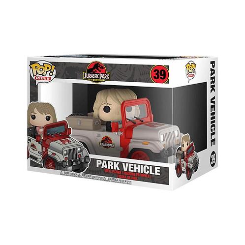 POP! Vinyl Figure | Jurassic Park: 25 Years Anniversary: Park Vehicle 39