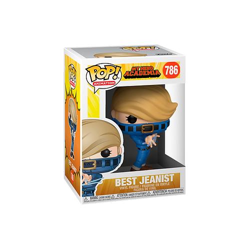 POP! Vinyl Figure   My Hero Academia: Best Jeanist 786