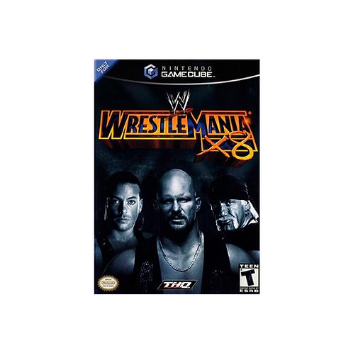 Nintendo GameCube   WWE: WrestleMania X8