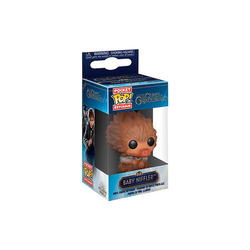 Pocket POP! KeyChain | Fantastic Beasts: The Crimes Of Grindelwald:Baby Niffler