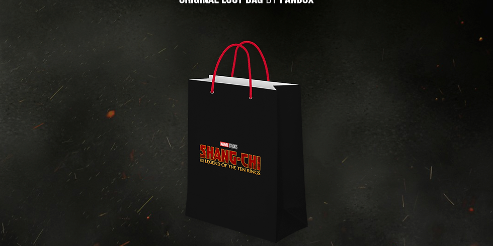 FanBox LUCKY BAG   Shang-Chi And The Legend Of The Ten Rings
