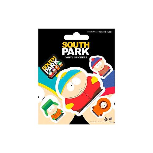 Vinyl Stickers | South Park: Eric Cartman