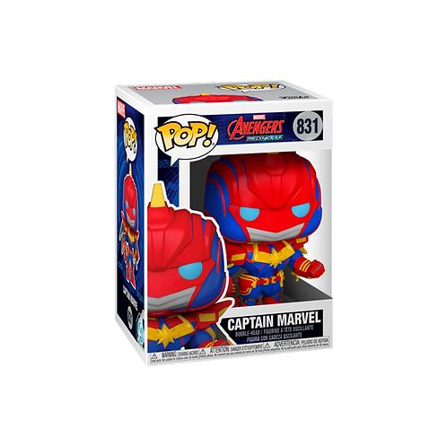 POP! Vinyl Figure | Avengers: Mech Strike: Captain Marvel 831