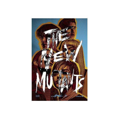 Poster | Marvel: The New Mutants #1