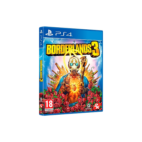PS4 | Borderlands 3
