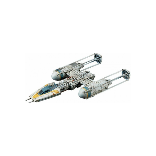 Vehicle Model | Star Wars: Y-Wing StarFighter 005