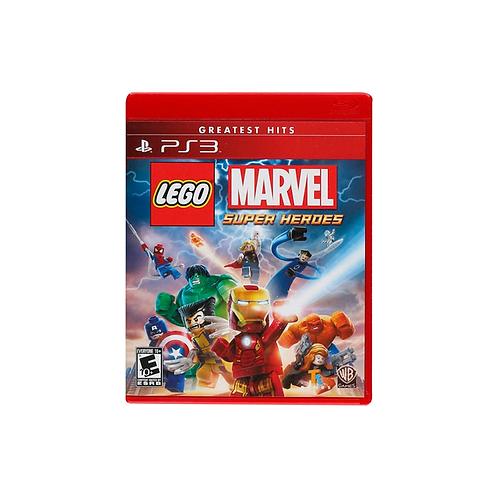 PS3 | LEGO:Marvel Super Heroes
