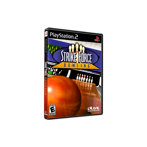 PS2 Game | Strike Force: Bowling