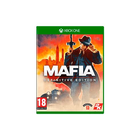 XBOX One | Mafia: Definitive Edition