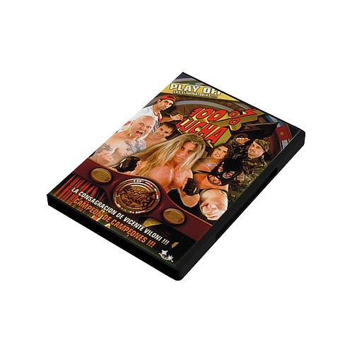 DVD | 100% Lucha: Campeon De Campeones (2006)