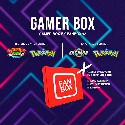 GAMER BOX #2