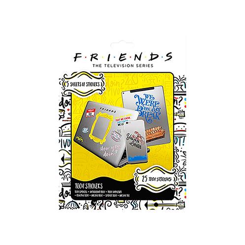 Tech Stickers | Friends #1