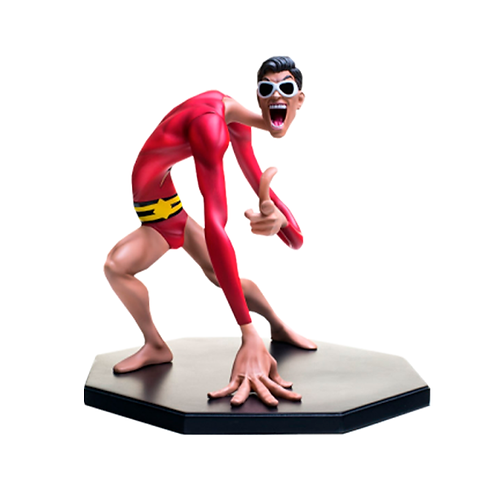 Art Scale Statue (Exclusive) | DC Comics: Plastic-Man (By Ivan Reis)(1/10)