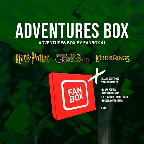 ADVENTURES BOX #1