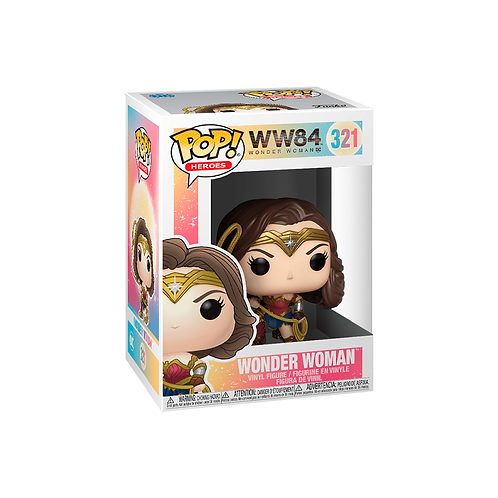 POP! Vinyl Figure | WW 84: Wonder Woman 321