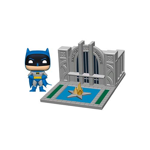POP! Vinyl Figure | DC Comics: Batman: Batman With The Hall Of Justice 09