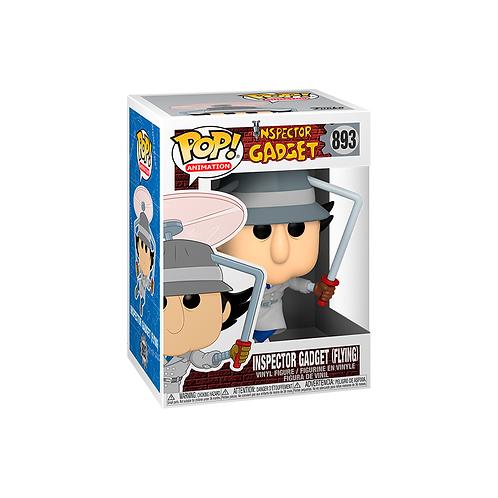 POP! Vinyl Figure   Inspector Gadget: Inspector Gadget (Flying) 893