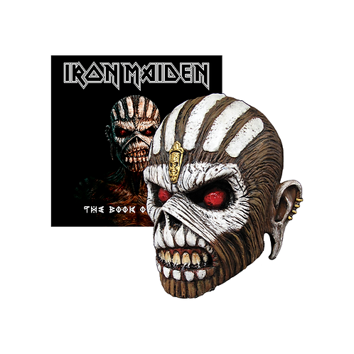 Mask | Iron Maiden: Eddie The Head: The Book Of Souls