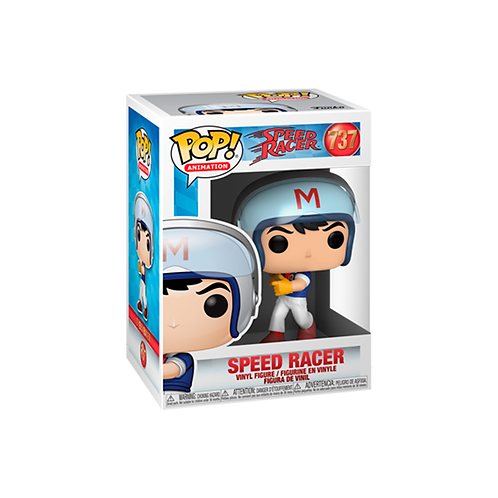 POP! Vinyl Figure | Speed Racer: Speed Racer 737