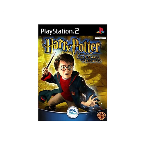 PS2 Game | Harry Potter And The Chamber Of Secrets