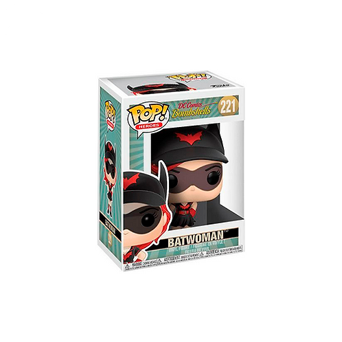 POP! Vinyl Figure | DC Comics: Bombshells: Batwoman 221