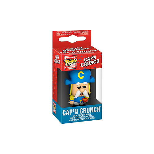 Pocket POP! KeyChain | Cap'n Crunch