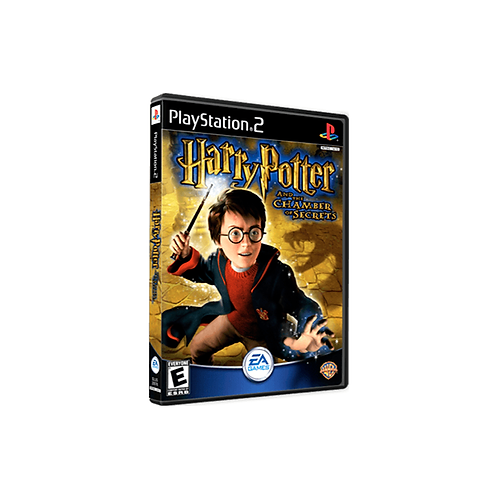 PS2 Game   Harry Potter And The Chamber Of Secrets