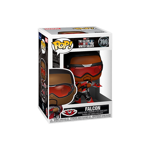 POP! Vinyl Figure | The Falcon And The Winter Soldier: Falcon 700