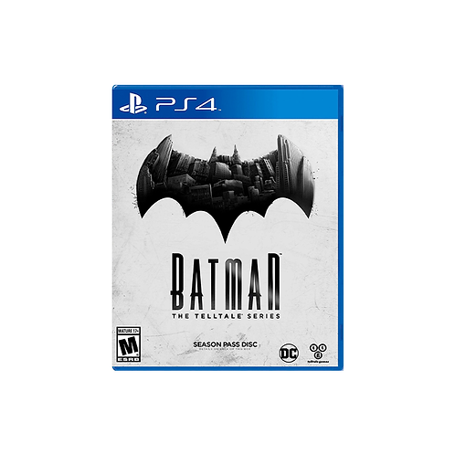 PS4 | Batman: The Telltale Series