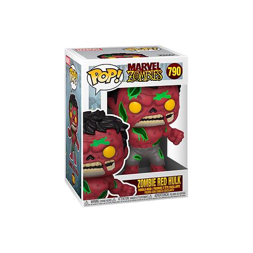 POP! Vinyl Figure   Marvel Zombies: Zombie Red Hulk 790