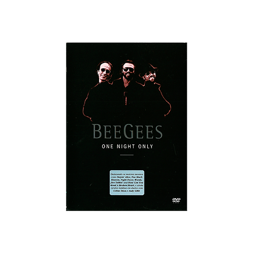 DVD | Bee Gees: One Night Only