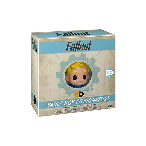 5 Star | Fallout: Vault Boy (Toughness)