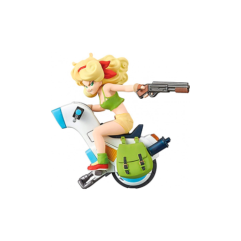 Mecha Collection: Vol. 3 | Dragon Ball: Lunch's One-Wheel Motorcycle