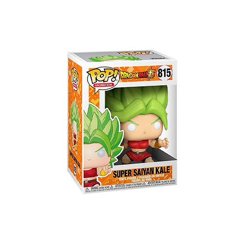 POP! Vinyl Figure   Dragon Ball Super: Super Saiyan Kale 815