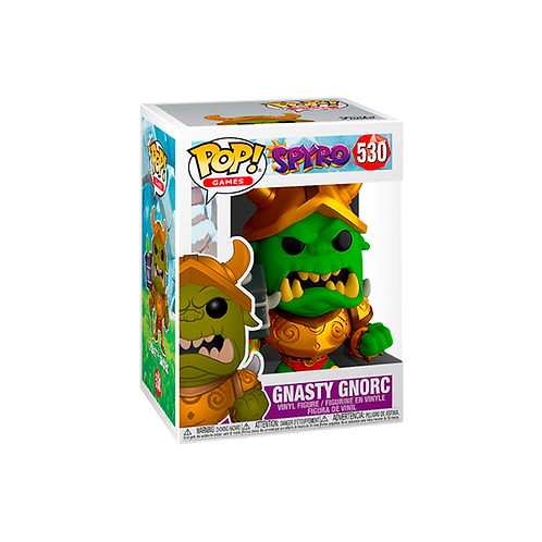 POP! Vinyl Figure | Spyro: Gnasty Gnork 530