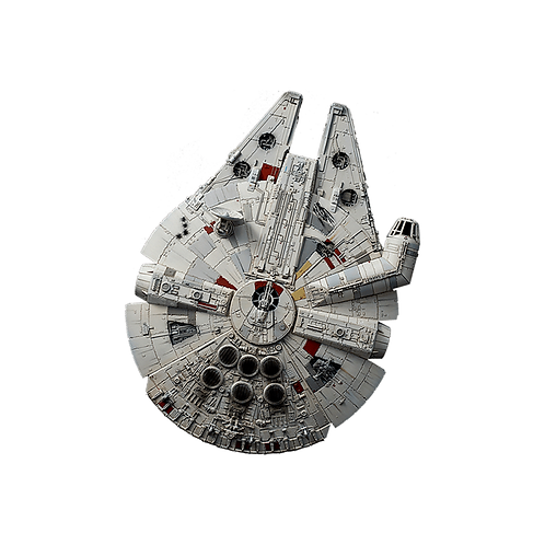Plastic Model Kit | Star Wars: Millennium Falcon (The Rise Of SkyWalker)