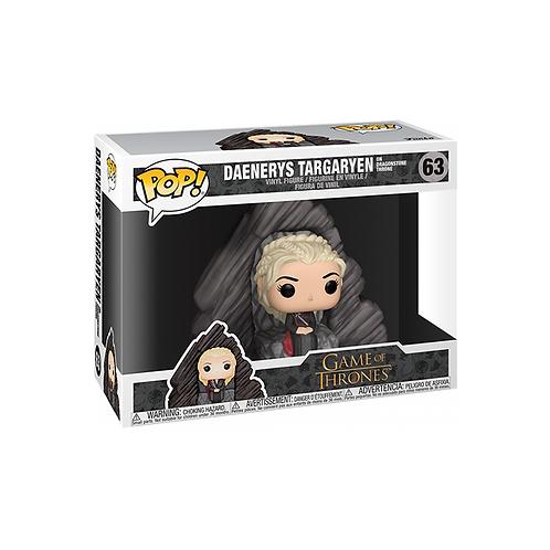 POP! Vinyl Figure | Game Of Thrones: Daenerys Targaryen On Dragonstone Throne 63