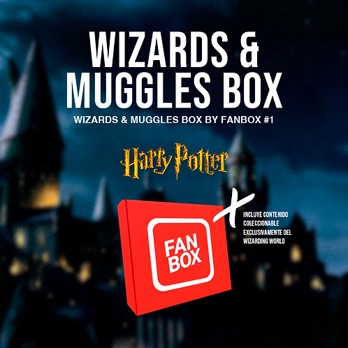 WIZARDS & MUGGLES BOX #1