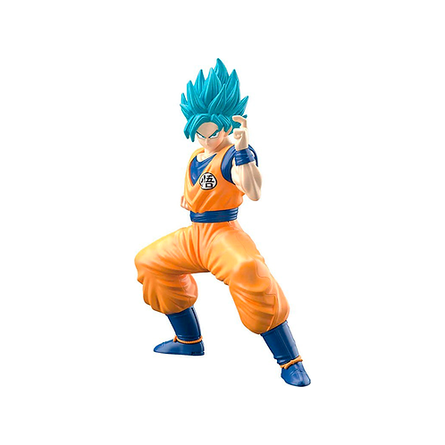 Plastic Model Kit (EG) | DBS: Super Saiyan God Super Saiyan Son Goku