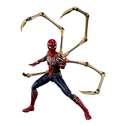 S.H.Figuarts | Avengers: Endgame: Iron Spider <<Final Battle>>Edition